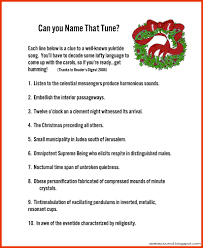 akela s council cub scout leader training can you that tune guess the christmas songs carols puzzle for christmas parties cub scout pack meeting pre opener printable