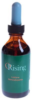 ORISING <b>Лосьон</b> минерализующий для сухих и поврежденных ...