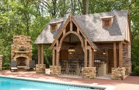 superior design of pool house designs with beach chairs also nice patio cabinet black beside big amazing indoor pool house