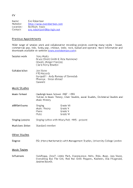 resume examples music resume examples musicians resume sample resume examples resume template musician resume samples eager world musician music resume