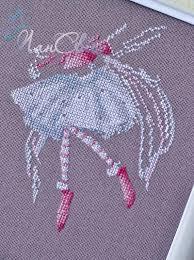 New Modern Cross Stitch Hand Embroidery <b>Kit</b> with Pattern <b>Winter</b> ...