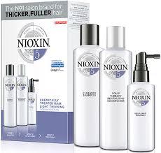 <b>Nioxin System 5 Kit</b> XXL - <b>Набор</b> (Система <b>5</b>)