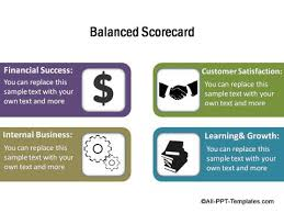 powerpoint model templates for subscriberspowerpoint balanced scorecord diagram    balanced scorecard