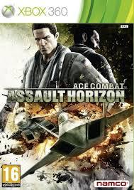 Ace Combat Assault Horizon RGH + DLC Xbox 360 Español [Mega+]