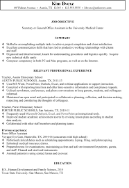 medical assistant resume template   job resume    front office medical assistant resume sample