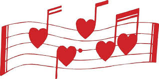 Image result for clipart of musical notes and children