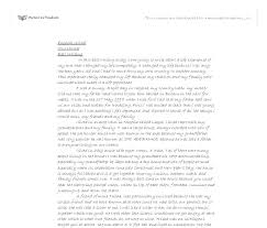 essay experience
