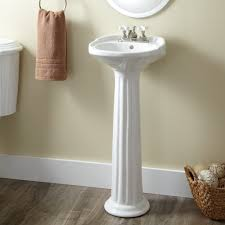 bathroom vanities small sink small bathroom vanity featured slim pedestal sink design