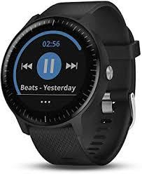 <b>Garmin</b> 010-01985-01 <b>Vívoactive 3 Music</b>, GPS Smartwatch with ...