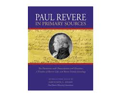 paul revere in primary sources paul revere house product primary sources