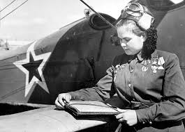 Women's History Month: The WWII pilots known as <b>Night Witches</b> ...