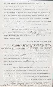 notes from under grounds albert and shirley small special typescript of jack london s the sea wolf autograph corrections page