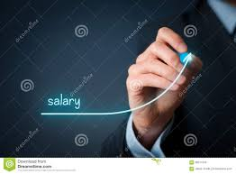 salary increase stock photo image  salary increase