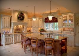 kitchen decoration impressive classical with two lovely lamp hang and spiffy dining table with three seats amusing wood kitchen tables top kitchen decor