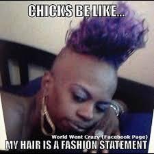 MadameNoire Be Like: The Best Hair Instagram Memes | Page 6 ... via Relatably.com