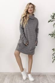 Женские <b>платье в клетку</b>: купить клетчатое платье в России в ...
