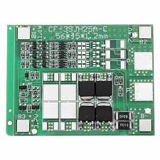 <b>Three String 12A 12V</b> 18650 Lithium Battery Protection Board Sale ...