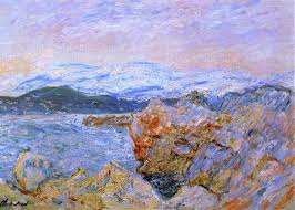 art artists claude monet part  claude monet 1888 the gulf juan at antibes oil on canvas 63 5 x 91 cm private collection