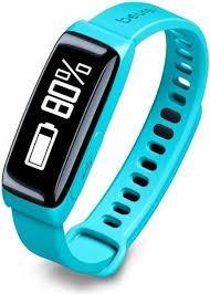 Фитнес-браслет <b>Beurer AS 81</b> [676.37] (<b>бирюзовый</b>): выгодные ...