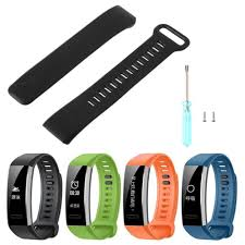 <b>Silicone Replacement Wrist Strap</b> For Huawei Band 2 pro Smart ...
