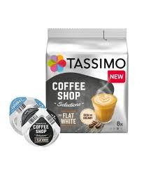 17005021 - Кофе в капсулах Tassimo Flat White, 8 порций - BOSCH