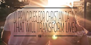 Principles For Christian Dating That Will Transform Lives