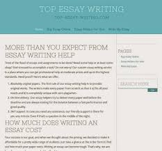 five best essay writing services this is probably the best of the new ones it is only a couple of months old but it has already won me you see the secret of using a certain essay