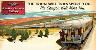 Image result for grand canyon railway
