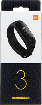 <b>Фитнес</b>-<b>браслет XIAOMI Mi</b> Band 3 MGW4041GL-L – купить в сети ...