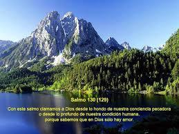 Resultado de imagem para imagens do salmo 130