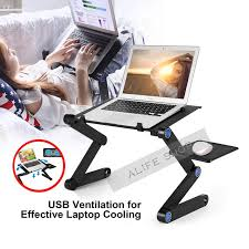Ventilated <b>Laptop Stand Lift and</b> Computer Desk-Multifunctional ...