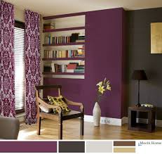 grape juice purple living room with charcoal wall amazing living room color