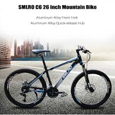 <b>SMLRO C6 26 inch</b> Mountain Bike - Crazy Coupons