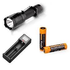 Комплект <b>Fenix</b> TK16+ акумулятор 3500 + <b>зарядное устройство</b> ...
