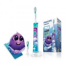 <b>Детская зубная щетка</b> c мобильным приложением Philips ...