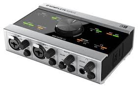 Внешняя звуковая карта <b>Native Instruments</b> Komplete Audio 6 ...