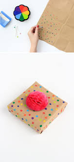 best ideas about last minute gifts easy diy 3 last minute gift wrap diys