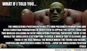 What if i told you...... - Meme Generator Captionator via Relatably.com