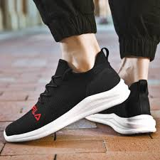 Man Running Shoes Sneakers Comfortable Sport Shoes Trend ...