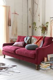 our favorite the annette sofa burgundy furniture decorating ideas