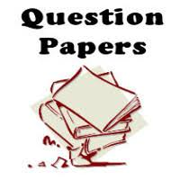 Image result for QUESTION PAPER IMAGE