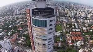 Resultado de imagen para foto aerea de ,la ciudad de santo domingo