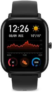 Buy Xiaomi <b>Amazfit GTS 1.65 inch</b> AMOLED Display GPS Smart ...