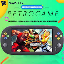 Newest <b>7 Inch Game</b> Console Portable support for neogeo arcade ...