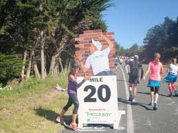 Image result for Marathon hitting the wall