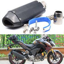 Carbon Fiber Motorcycle Silencers, Mufflers & Baffles <b>for Kawasaki</b> ...