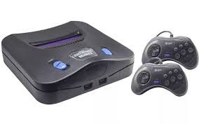 <b>Игровая приставка SEGA Retro</b> Genesis Modern Wireless + 170 ...