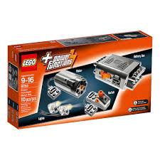 Power Functions <b>Motor</b> Set 8293 | <b>Technic</b>™ | Buy online at the ...