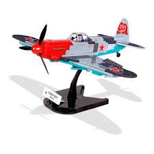 <b>Конструктор COBI</b> Вторая Мировая Война <b>Самолет</b> Як-3 (COBI ...