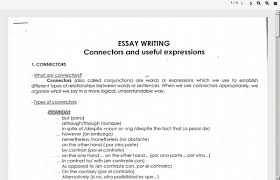 linking words for a comparative essay PLAR BIZ   College Graduate Resume Intended College english essay linking phrases